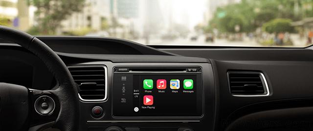 苹果Car Play