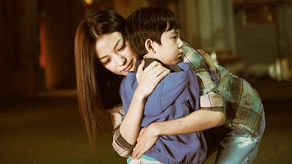 赵薇和儿子